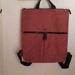 Pink Knomo London backpack!